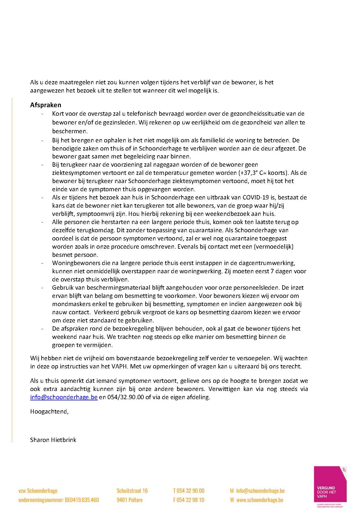 I200019 info Coronavirus netwerk_7_exit stap 3 van en naar voorziening_Deel2